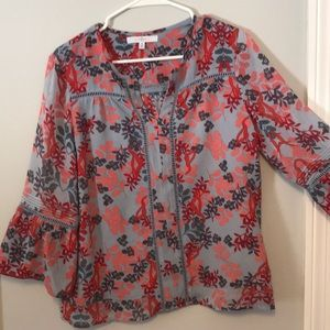 Casual dress blouse